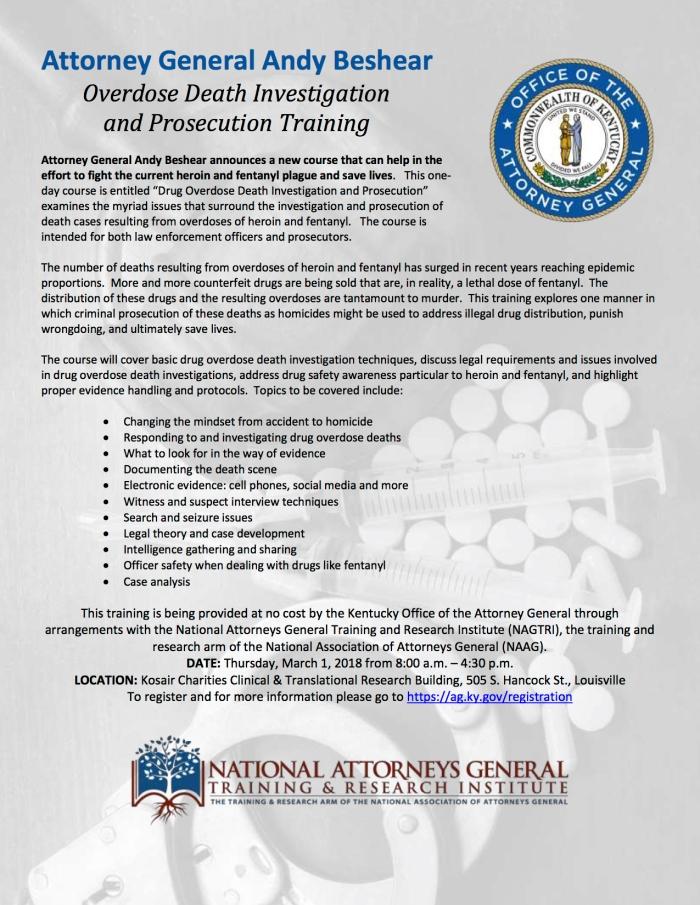 Heroin Fentanyl Flyer KYOAG edits